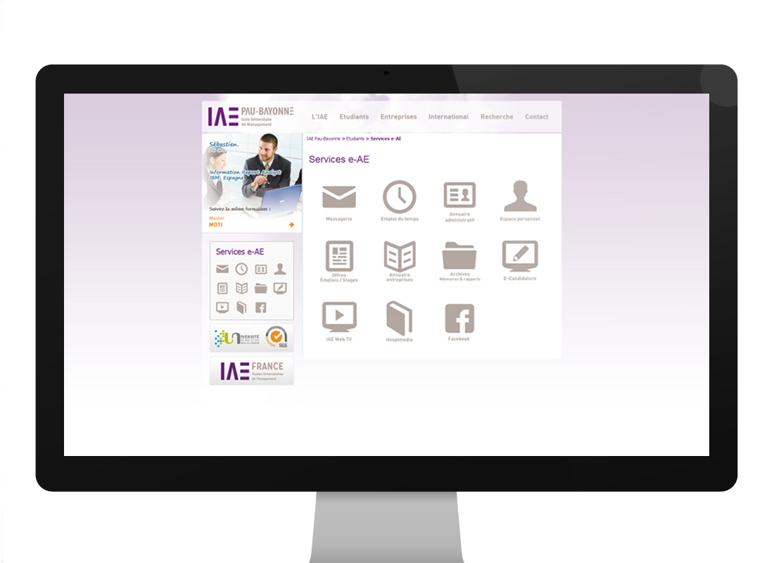 IAE – Université de Pau