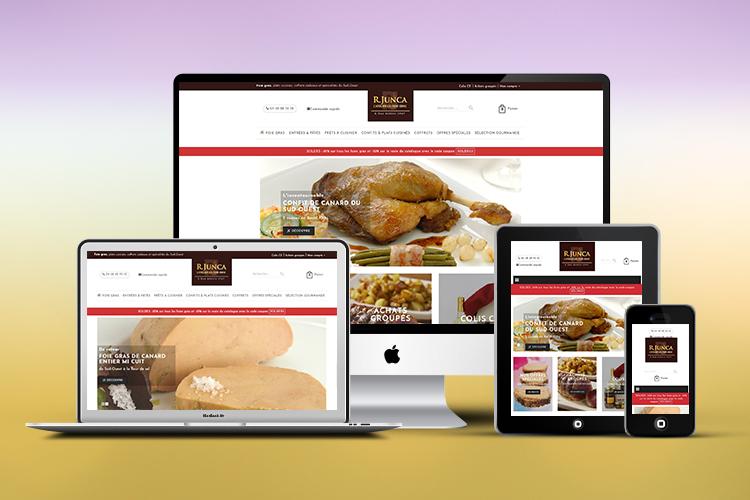 R. Junca – Foie gras et produits du sud-ouest